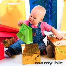 Идеи подарков для годовалого ребенка