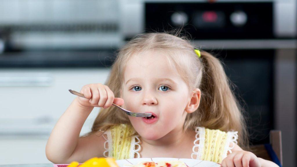 рецепты детских блюд для микроволновки