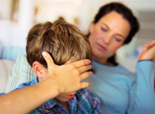 Конфликт с родителями