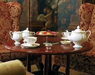 Сервировка стола для чаепития по-английски
